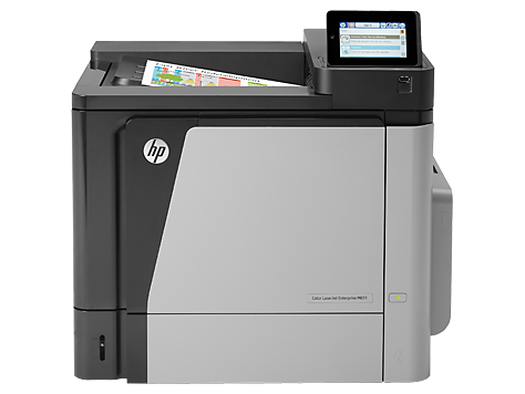 Imprimanta LaserJet Color HP Enterprise M651dn