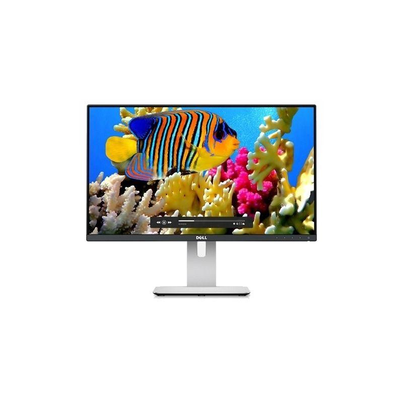 Monitor LED Dell U2414H 23.8 Full HD Negru