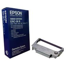 Ribon Black Epson ERC38B pentru TM-U200