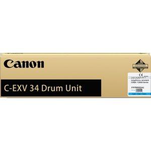Unitate de Imagine Canon C-EXV34 Cyan pentru IRAC2020/2030L
