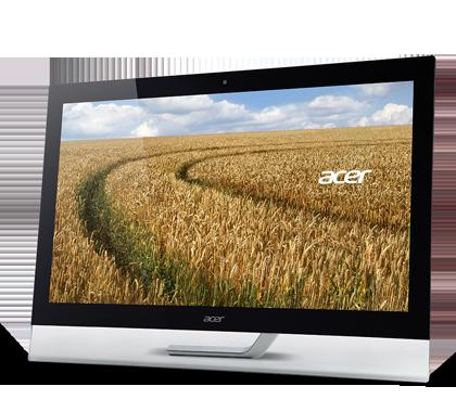 Monitor LED Toutchscreen Acer T232HL 23 Full HD Negru