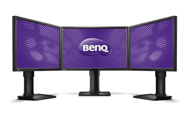 Monitor LED Benq BL2411PT 24 WUXGA Negru
