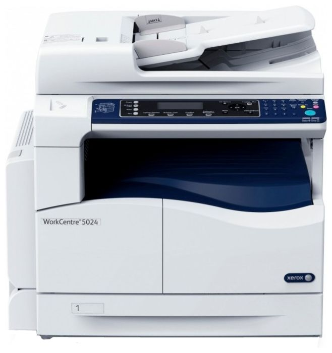 Multifunctional Laser Monocrom Xerox WorkCentre 5024
