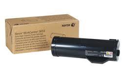 Cartus Toner Xerox pentru WorkCentre 3655 25900 pag Black