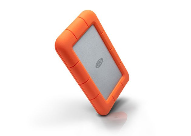 Hard Disk Extern LaCie Rugged Mini 1TB USB 3.0 2.5