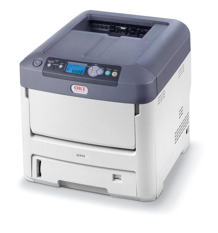 Imprimanta Laser Color Oki C711n