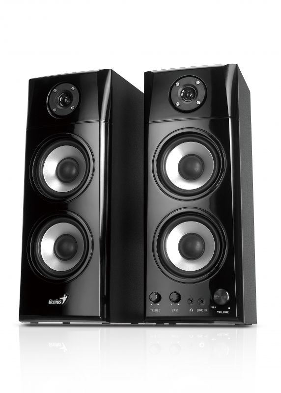 Boxe Genius SP-HF1800A Black