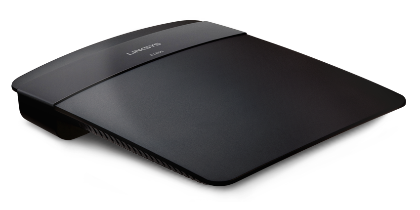 Router Linksys E1200-EW WAN: 1xEthernet WiFi: 802.11n-300Mbps