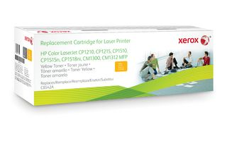 Cartus Toner Xerox compatibil HP CB542A yellow 1.4K