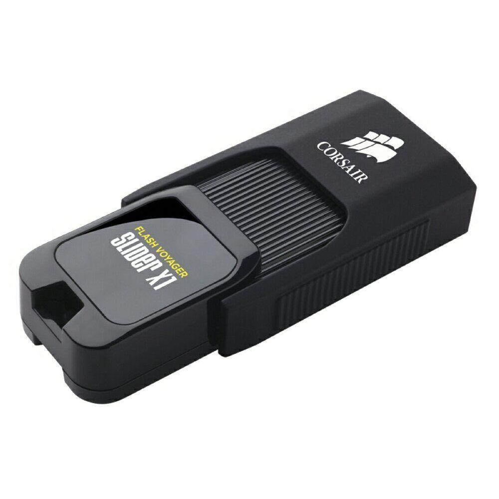 Flash USB Corsair Voyager Slider X1 128GB USB 3.0