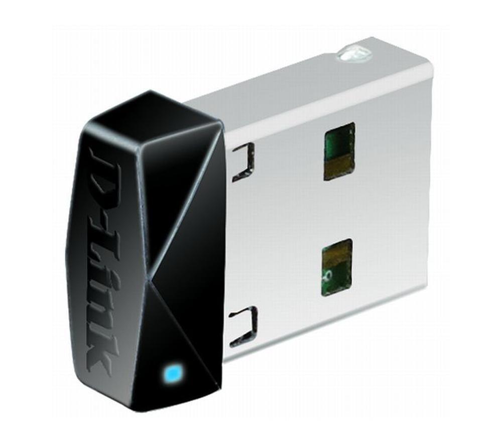 Placa de retea D-Link DWA-121 interfata calaculator: USB rata de tranfer pe retea: 802.11n-150Mbps