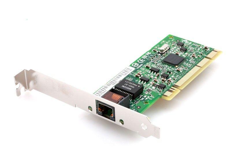 Placa de retea Intel PRO/1000 GT interfata calaculator: PCI rata de tranfer pe retea: 1000Mbps