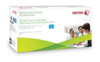 Cartus Toner Xerox Compatibil HP Q6001A cyan