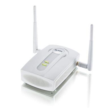 Acces Point ZyXEL NWA1100 WiFi: 802.11n frecventa: 2 4GHz - Single Radio cu alimentare PoE