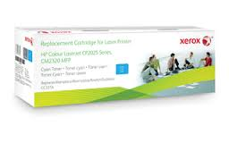 Cartus Xerox compatibil HP CC531A cyan
