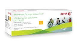 Cartus Toner Xerox compatibil HP CC532A yellow