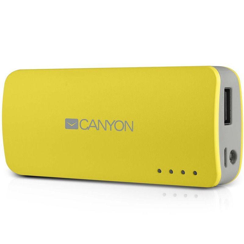 Baterie Externa CANYON CNE-CPB44Y Galbena