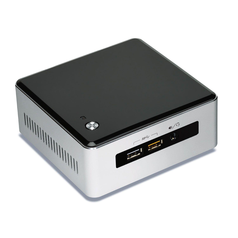 Barebone Intel NUC BOXNUC5I5RYH i5-5250U miniDP miniHDMI M2+SATA