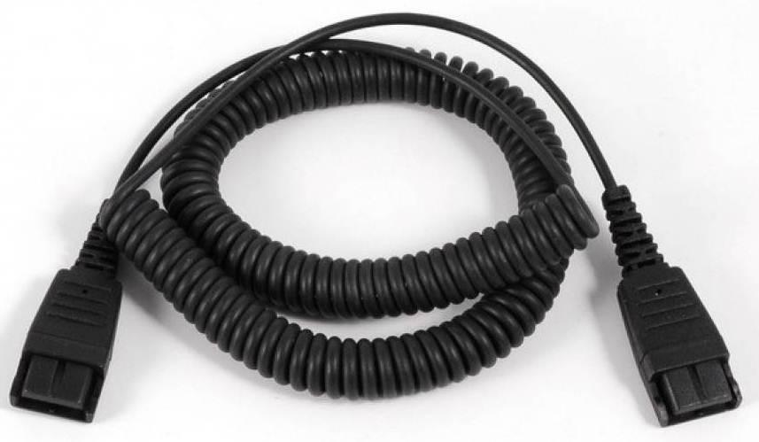 Prelungitor Cablu Jabra tip QD 0.5m-2m