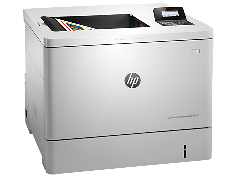 Imprimanta Laser Color HP M553Dn