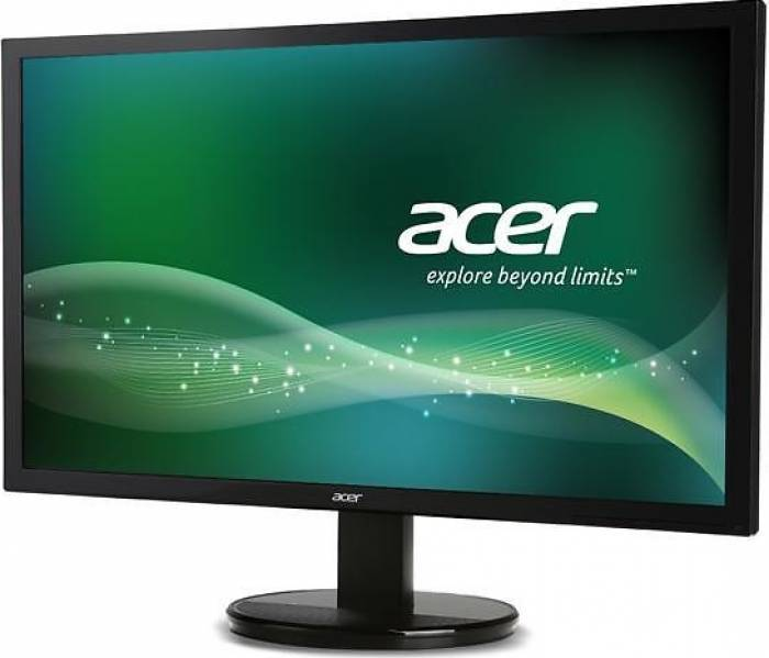 Monitor LED Acer K202HQLA 19.5 5ms Negru