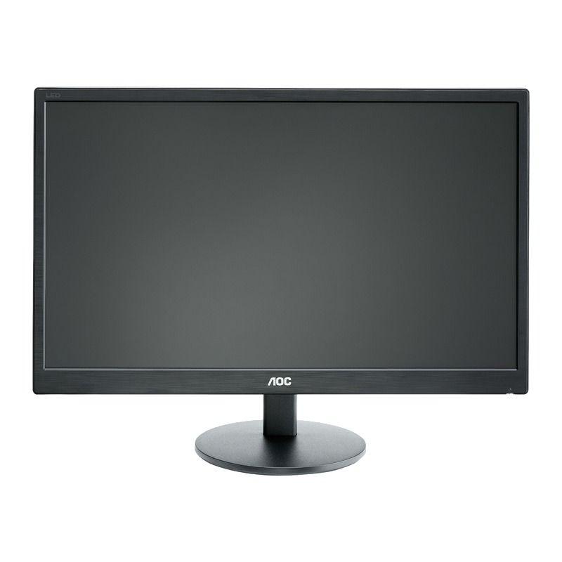 Monitor LED AOC E2470SWHE 23.6 5ms Negru