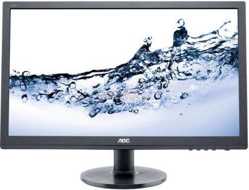 Monitor LED AOC e2460Sh 24 1ms Full HD Negru
