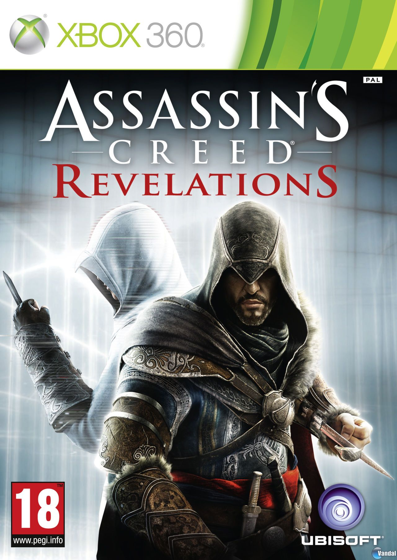 Assassins Creed Revelations Xbox360