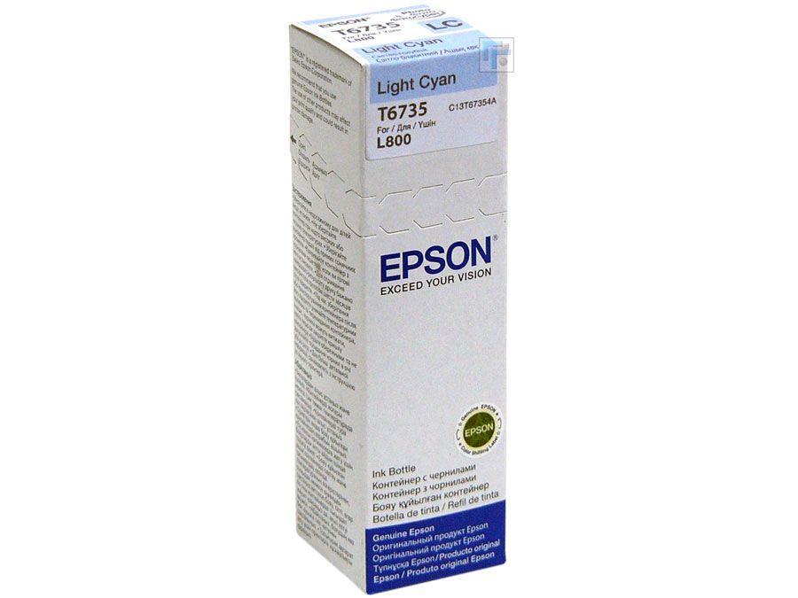 Cartuş Cerneală Epson T6735 Light cyan