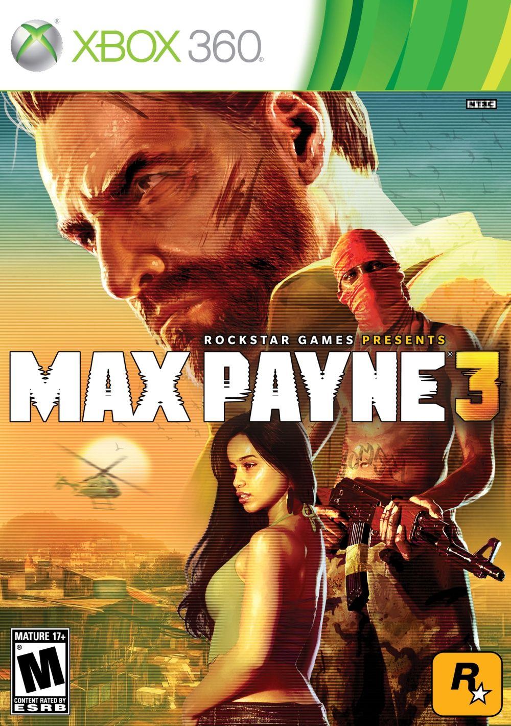 Max Payne 3 Xbox360