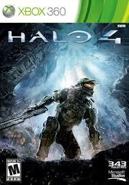 Halo 4 Xbox360