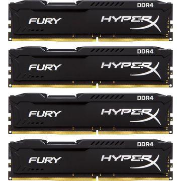 Memorie Kingston HyperX Fury 16GB DDR4 2400 MHz