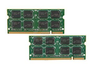 Memorie Notebook Micron Crucial 4GB DDR2 800 MHz