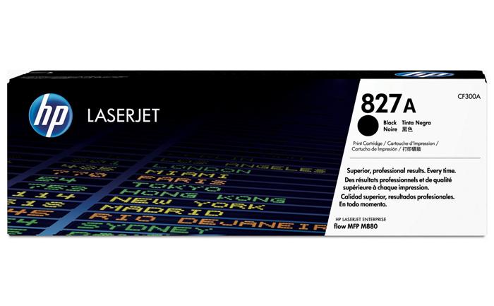 Cartus toner Black HP 827A pentru M880 29.5K