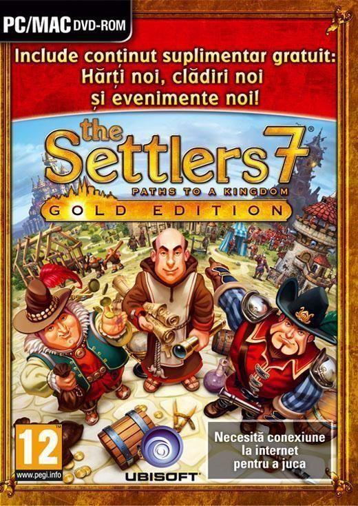 Settlers VII Gold PC