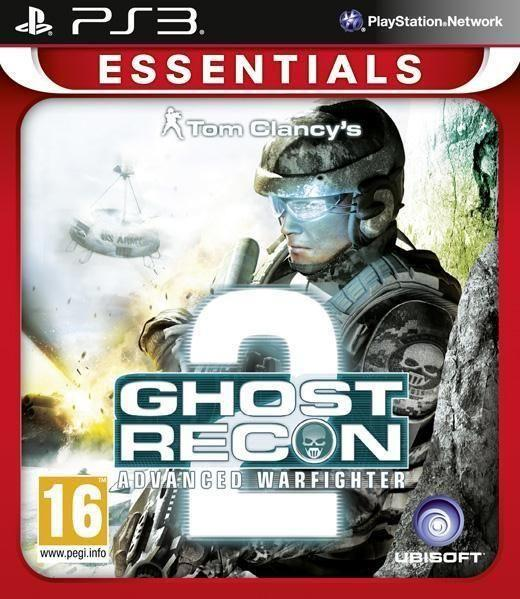 Ghost Recon Advanced Warfighter 2 Essentials PS3