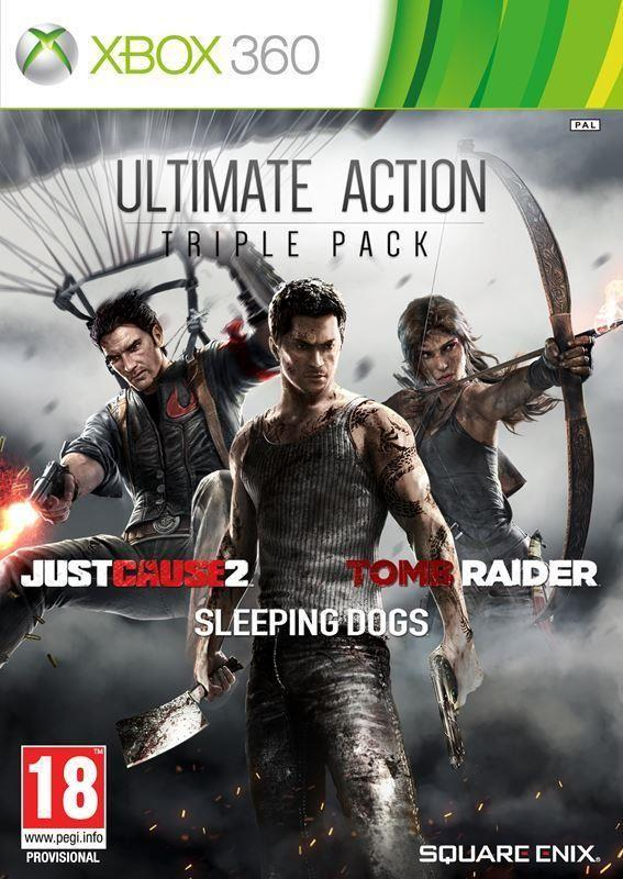 Ultimate Action Pack Xbox360