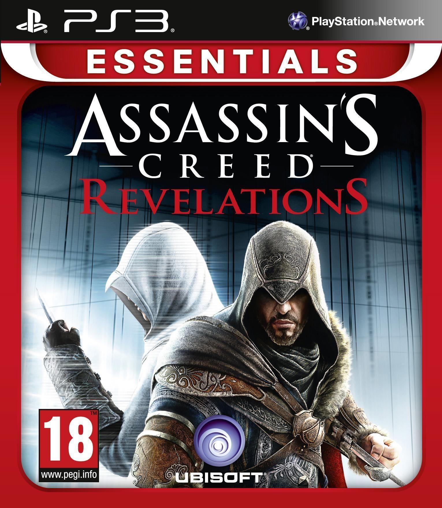 Assassins Creed: Revelations PS3
