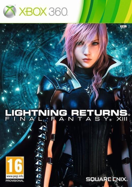 Lightning Returns: Final Fantasy XIII Xbox360