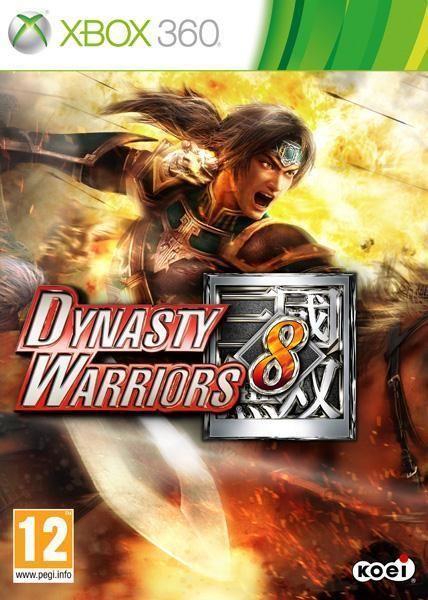 Dynasty Warriors 8 Xbox360