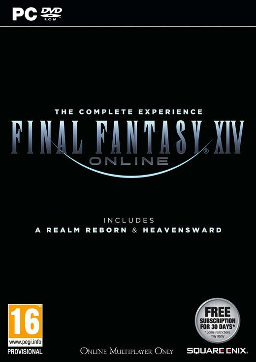 Final Fantasy XIV: Heavensward Bundle PC