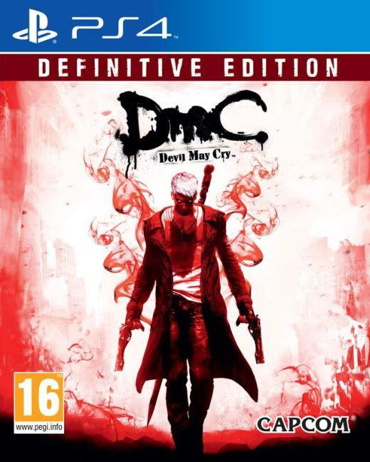 DmC Devil May Cry: Definitive Edition PS4