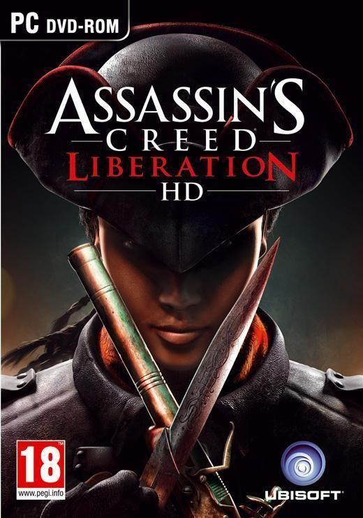 Assassins Creed Liberation HD PC