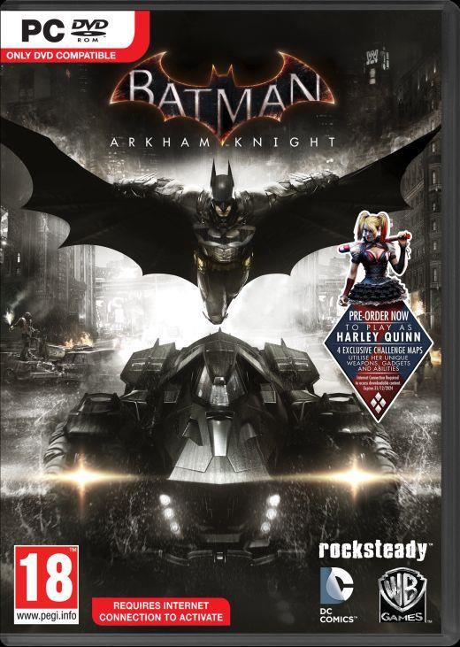 Batman: Arkham Knight PC title=Batman: Arkham Knight PC