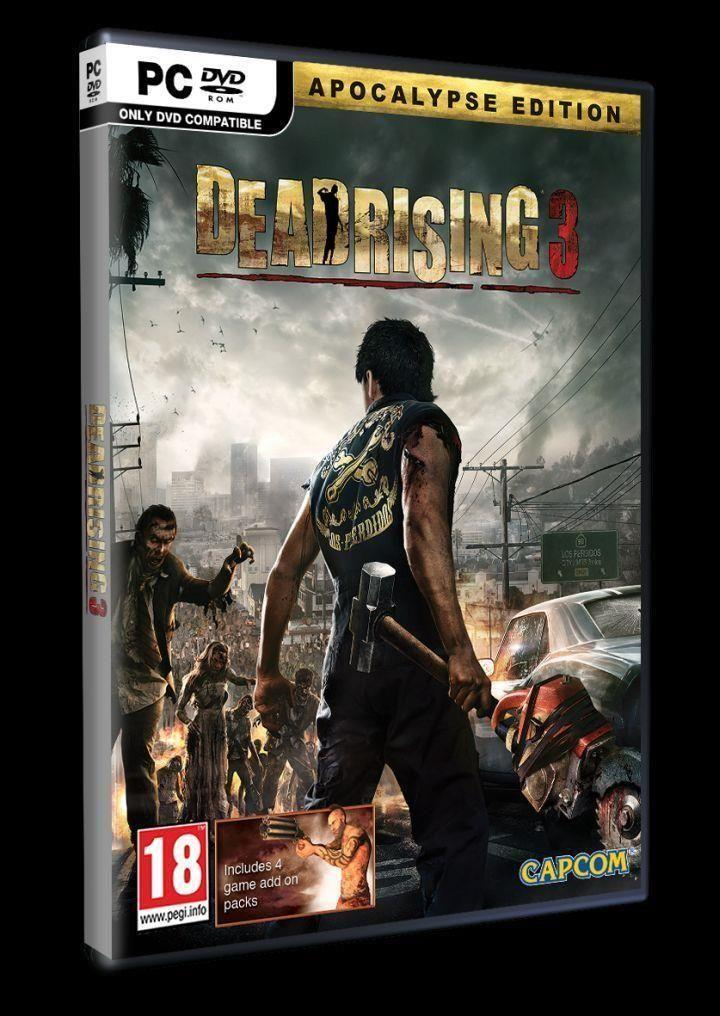 Dead Rising 3: Apocalypse Edition PC