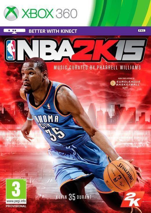 NBA 2K15 Xbox360