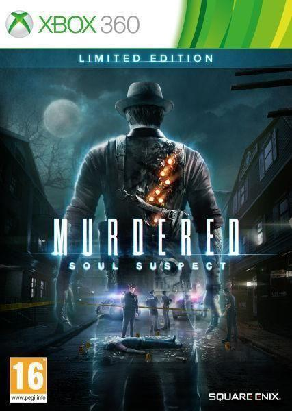 Murdered: Soul Suspect Special Edition Xbox360