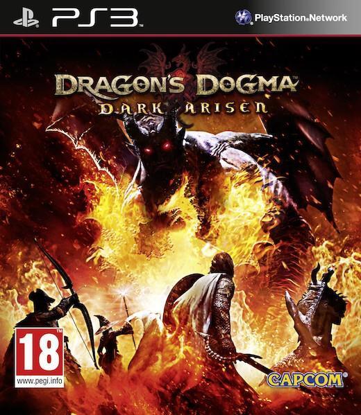 Dragons Dogma Dark Arisen - PS3