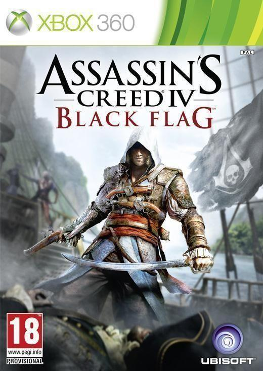 Assassins Creed 4: Black Flag Xbox360