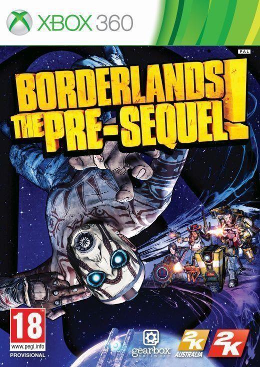 Borderlands: The Pre-Sequel Xbox360